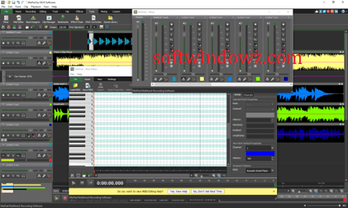MixPad 7.37 Crack With Registration Code Full Version 2021